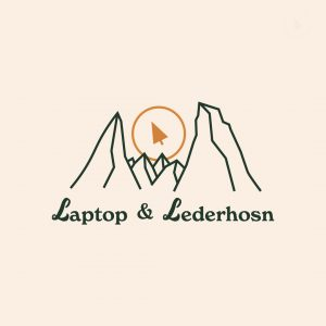 Laptop & Lederhosn